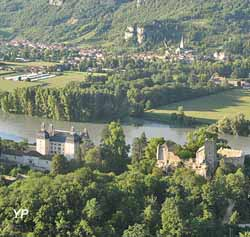 Château de Vertrieu (château neuf)
