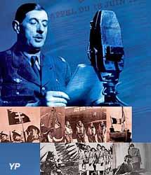 Exposition temporaire Les Français libres et leur chef