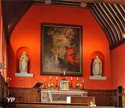 Monastère du Carmel (Lhomel)