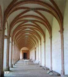Abbaye de Boulbonne - cloître