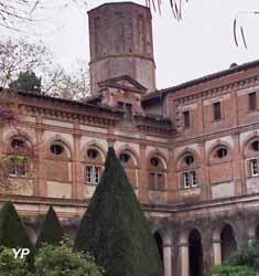 Abbaye de Boulbonne - cloître (B. Moulas)