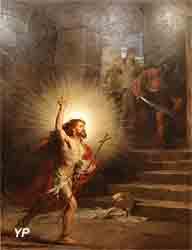 La mort de saint Jean-Baptiste (Henri Leopold Levy)