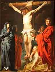 L'Elévation de la Croix (Gaspar de Crayer)