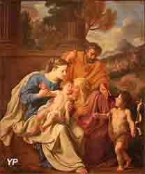 Sainte Famille (Noël Coypel)