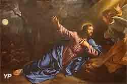 Le Christ au Jardin des Oliviers (Philippe de Champaigne)