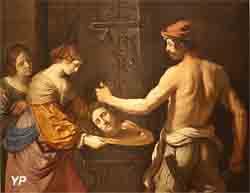 Salomé recevant la tête de saint Jean-Baptiste (Gian Francesco Barbieri, dit le Guerchin)