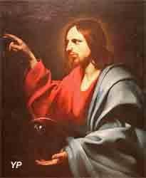 Christ bénissant (Jusepe de Ribera)