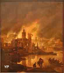 L'incendie de Troie (Jacob de Wet)