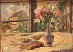 Vase de fleurs (Paul Gauguin)