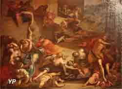 Le massacre des innocents (Jacopo Robusti dit Tintoret)