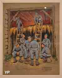 Exposition temporaire Camille Gonnet - Ambonnay, à l'Arrière