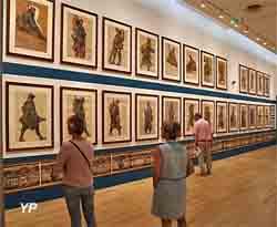 Exposition temporaire Camille Gonnet