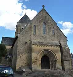 église Saint-Aubin à Bazouges-sur-le-Loir (doc. Yalta Production)