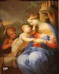 La Vierge, l'Enfant Jésus et saint Jean-Baptiste (Lubin Baugin)
