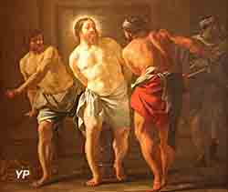 La Flagellation du Christ (Jacques Blanchard)