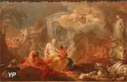 Venus et Vulcain (Corrado Giaquinto)
