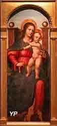 La Vierge et l'Enfant (Vincenzo Civerchio)