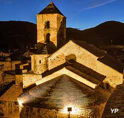 Ancienne Église Saint-Jean-Baptiste (Tristan Zilberman)