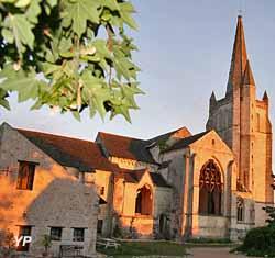 Abbaye Royale Saint-Michel de Bois-Aubry (MOG)
