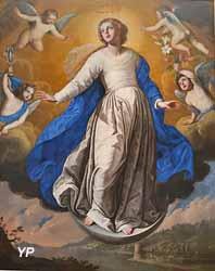L'Immaculée Conception (Francesco de Rosa, dit Pacecco de Rosa)