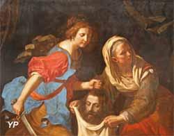 Judith et Holopherne (Giovanni Francesco Barbieri, dit Guerchin)