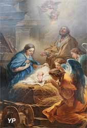 L'Adoration des anges (Carle Van Loo)