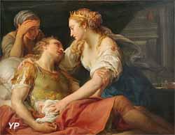 La mort de Marc-Antoine (Pompeo Batoni)