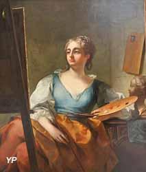 Allégorie de la peinture (Jean Raoux)