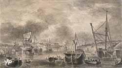 Le port de Brest (Nicolas Ozanne)
