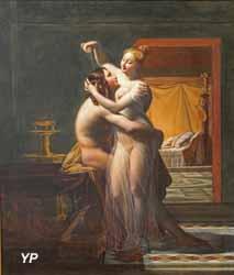 Héro et Léandre (Pierre-Claude Delorme)