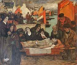 Les victimes de la mer (Charles Cottet)