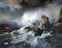 Scène de naufrage (Philippe Tanneur)