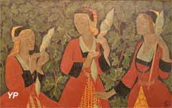 Les trois fileuses (Paul Sérusier)