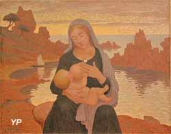 La Vierge des grèves (Albert Clouard)