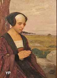 La prière bretonne (Edgard Maxence)