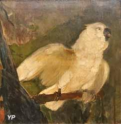 Deux perroquets (Edouard Manet)