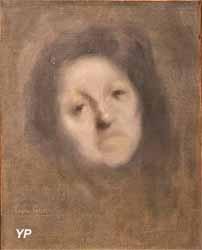 Portrait de femme (Eugène Carrière)