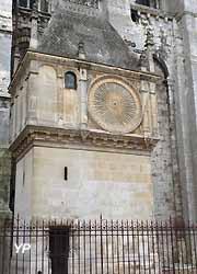 Horloge astronomique de la cathédrale Notre-Dame de Chartres