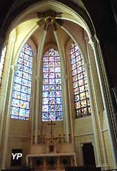 vitraux de la cathédrale Notre-Dame de Chartres