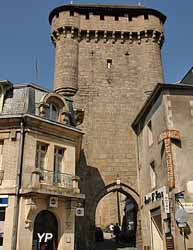 Porte Saint-Jean (Mairie de la Souterraine)