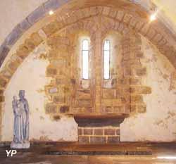Crypte - 2e chapelle