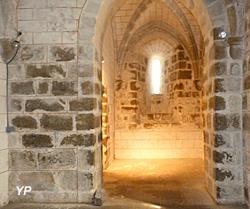 Crypte - 3e chapelle