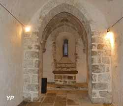 Crypte - 1ere chapelle