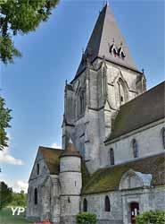 Collégiale Saint Martin (A. Bruneel)