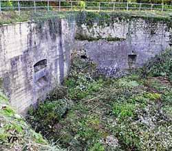 Bélvédère de Montfaucon (Association pour la Valorisation des Fortifications du Grand Besançon)