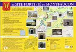 Site fortifié de Montfaucon