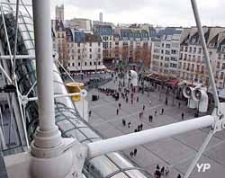 Place Pompidou (Institut Georges Pompidou)