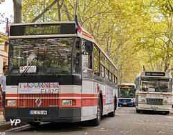 ASPTUIT - Patrimoine des transports urbains toulousains (ASPTUIT / R. Barbier)