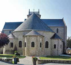 Eglise abbatiale Saint-Gildas (Alain Huger)