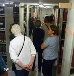 Archives départementales de l'Aisne (Yalta Production)
